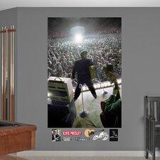 Elvis Presley Concert Wall Mural