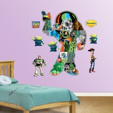 <strong>Fathead</strong> Disney Toy Story Montage Wall Decal