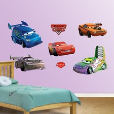 Disney Cars Drift Wall Decal