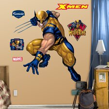 <strong>Fathead</strong> Super Heroes Wolverine Wall Decal