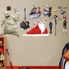 Disney Nightmare Before Christmas Wall Decal