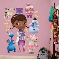 Disney Doc McStuffins Wall Graphic