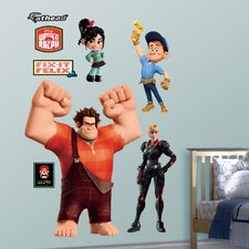 <strong>Fathead</strong> Disney Wreck It Ralph Wall Decal