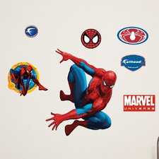 Super Heroes Spiderman Wall Decal
