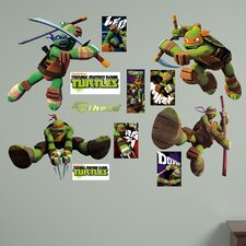 <strong>Fathead</strong> Teenage Mutant Ninja Turtles Wall Decal
