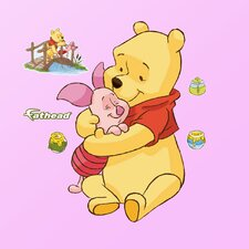 Disney Winnie the Pooh Junior Wall Graphic