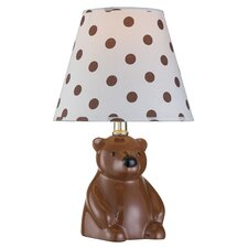 Bear One Light Table Lamp