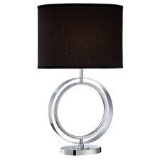 "Cosima 27.5"" H Table Lamp with Drum Shade"
