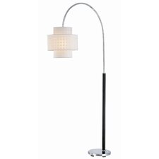 <strong>Lite Source</strong> Arc Floor Lamp