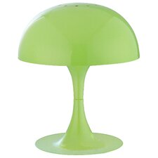 "Four Light Mini 8.5"" H Table Lamp with Bowl Shade"