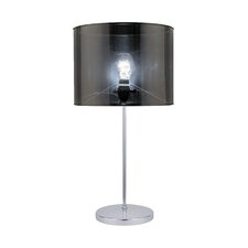 "Lanza 23"" H Table Lamp with Drum Shade"