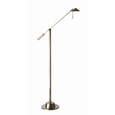 <strong>Lite Source</strong> Rhine Floor Lamp