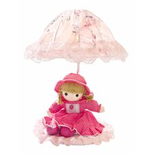 <strong>Lite Source</strong> Baby Doll Table Lamp