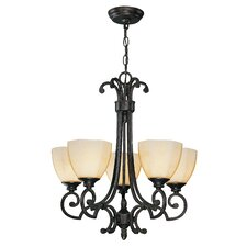 <strong>Lite Source</strong> Dalton 5 Light Chandelier
