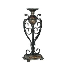 Narcisco Metal Candlestick