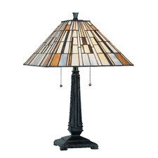 "Sachet 25"" H Table Lamp with Empire Shade"