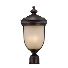 Shanton 3 Light Outdoor Post Lantern