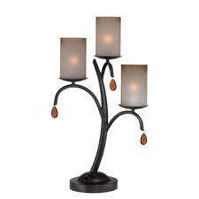 Ainsley 3 Light Table Lamp