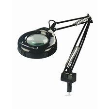 "Magnify-Lite Magnifying 40.5"" H Table Lamp"