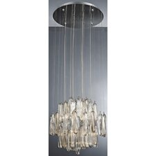 <strong>Lite Source</strong> Itala 12 Light Chandelier