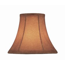 "6"" Fabric Candelabra Bell Shade"