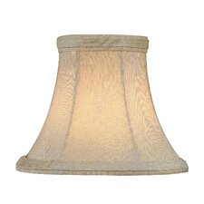 <strong>Lite Source</strong> Candelabra Lamp Shade in Leaf Jacquard
