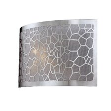 <strong>Lite Source</strong> Kyra 1 Light Wall Sconce