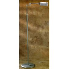 Pharma Adjustable Arm Floor Lamp
