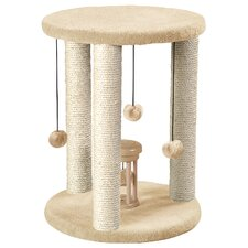 "22"" Sisal Duplex Scratching Post"