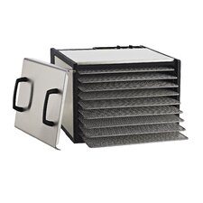 9 Tray Dehydrator with Steel Trays
