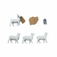 Sheep Place Card Set (Set of 4)