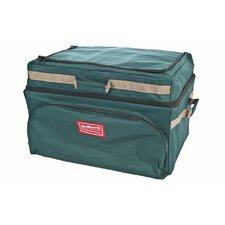 Premium Christmas Top Deep Pocket Adjustable Ornament Keeper Storage Bag