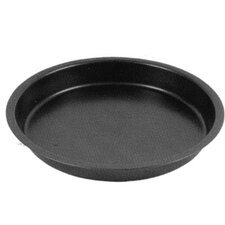23.5cm Non Stick Round Metal Sandwich Tin in Black
