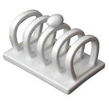 4 Bar Ceramic Toast Rack