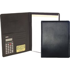 Cal-Q-Writing Pad in Black