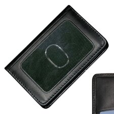 ID Card Case in Black