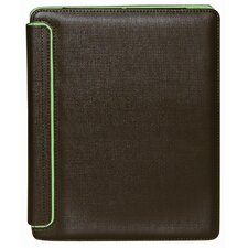 <strong>Buxton</strong> Swivel e-Folio designed to fit iPad 2 in Brown