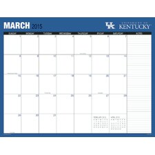 2015 University of Kentucky 16 Month Desk Blotter