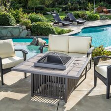 Cicero Outdoor Fire Pit