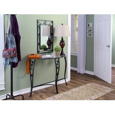 Winthrop Console Table & Mirror Set
