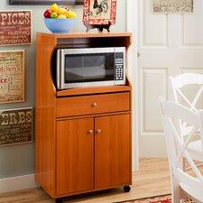 Wythe Microwave Cart
