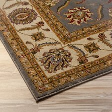 Attucks Area Rug in Gray