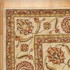 Attucks Area Rug in Ivory