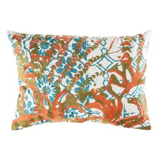 Mikros Throw Pillow