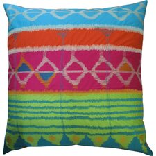 Java Bright Throw Pillow