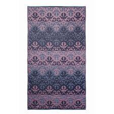 Sari Border Ruby Outdoor Rug