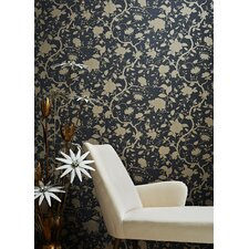 Kelly Hoppen Style Botanical Floral Wallpaper