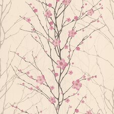 <strong>Graham & Brown</strong> Spirit Vitality Floral Botanical Wallpaper