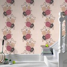 Spirit Adore Floral Botanical Wallpaper