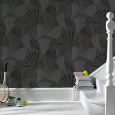 Serenity Fantasia Geometric Wallpaper